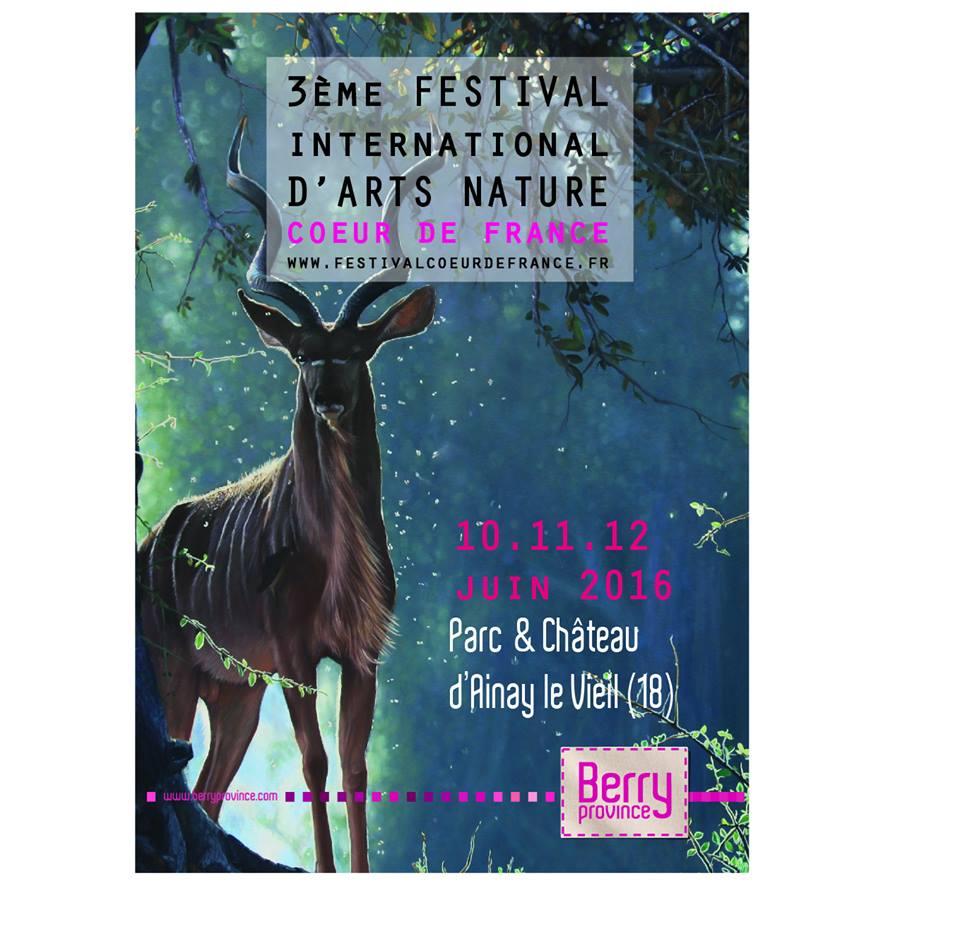 "3rd International ""Coeur de France"" festival"