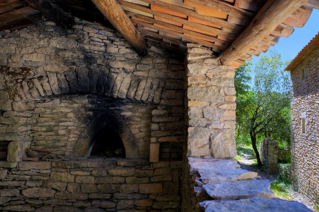 Vieux village de Chastelas