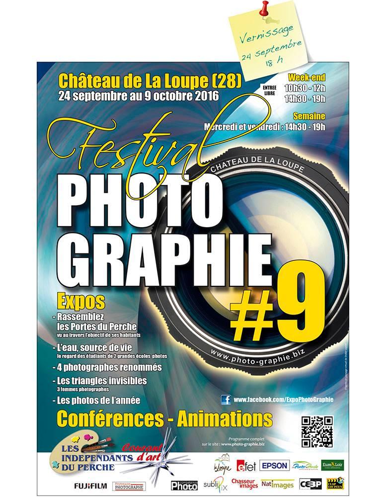 Festival Photo-Graphie - La Loupe