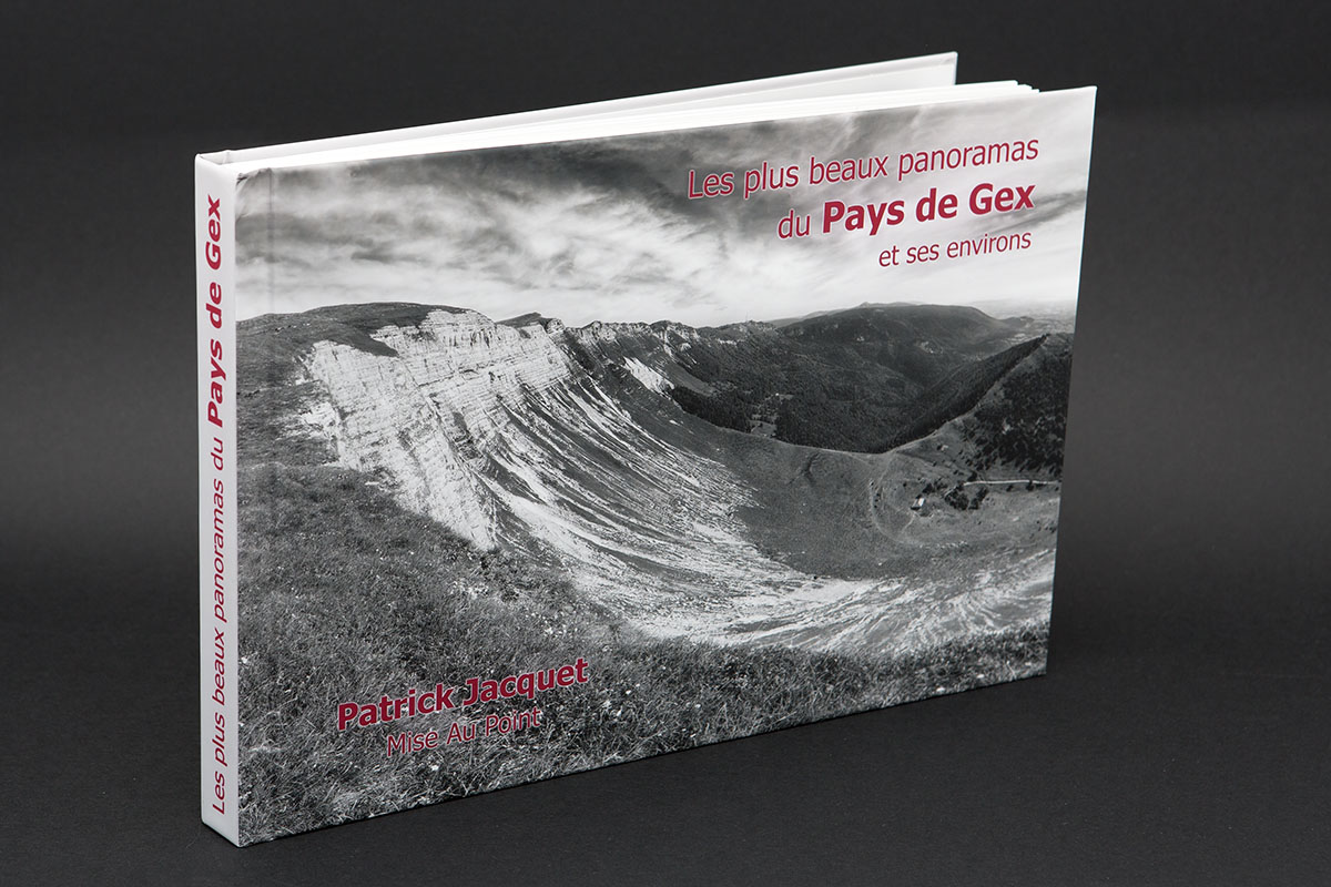 Le livre photo collector du Pays de Gex