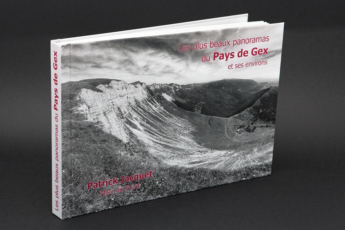 Le livre photo collector du Pays de Gex