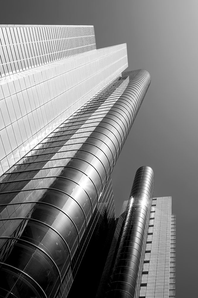 Dubai perspectives - BW edition
