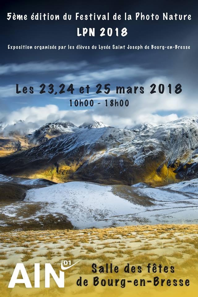 Festival de la photo Nature 2018